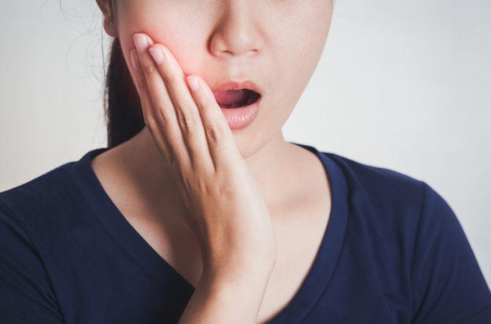 Symptome von Zahnfleischerkrankungen