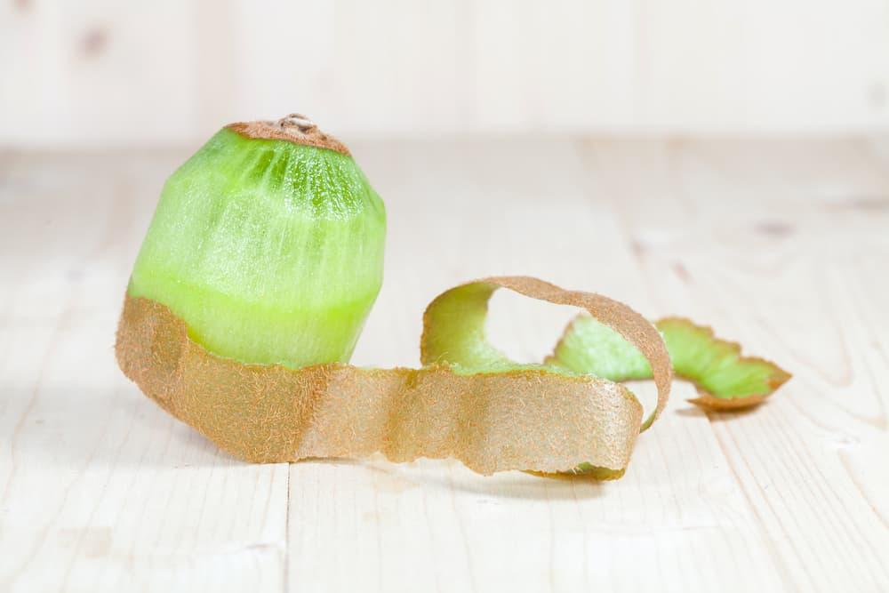 Kiwi-Fruchthaut